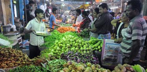 Siragu koyambedu market