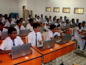 Siragu navodaya school3