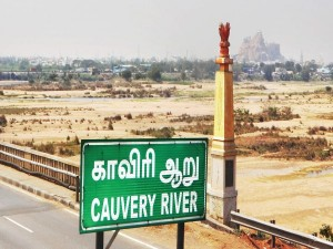 siragu kauvery river1