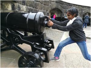 siragu edinburg mag gun