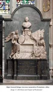 Siragu Stringer_Lawrence-Monument-Wwestminster-Abbey