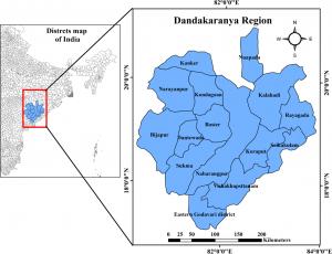 siragu Dandakaranya region