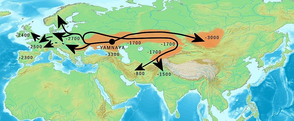 siragu Yamnaya-related_migrations-wiki